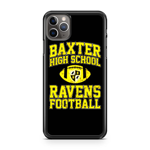 Baxter High School Ravens Football Chilling Adventures Of Sabrina iPhone 11 Pro Max Case