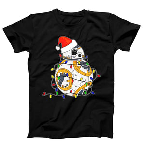 Bb8 Xmas Lights Men's T-Shirt