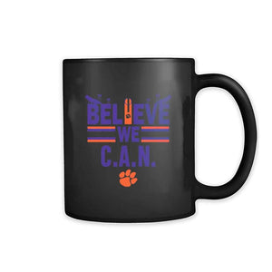 Believe We Can Clemson 11oz Mug