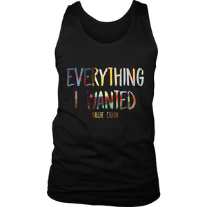 Billie Eilish Everything I Wanted Logo Men's Tank Top
