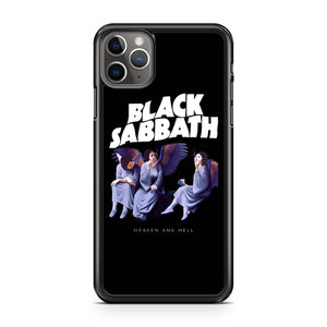 Black Sabbath Heaven And Hell iPhone Case