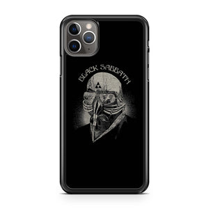 Black Sabbath Iron Man iPhone Case