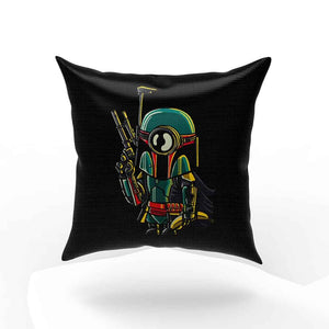 Boba Fett Minion Mash Up Pillow Case Cover