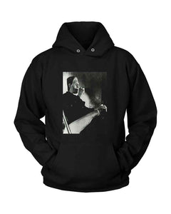 Boris Karloff Drinking Tea On The Set Of Bride Of Frankenstein 1935 Unisex Hoodie