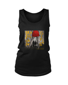 Brazilian Girls Talk To La Bomb Women's Tank Top