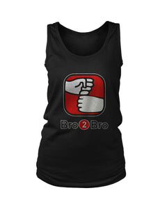 Bro 2 Bro Women's Tank Top