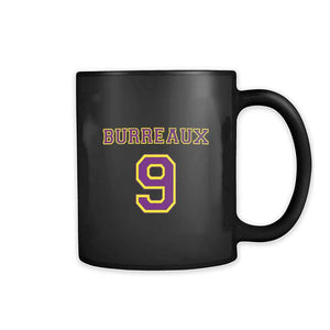 Burreaux 9 Joe 11oz Mug