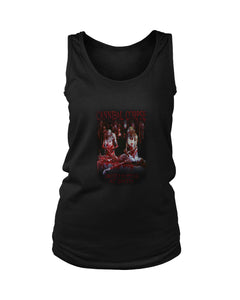 Cannibal Corpse Butchered At Birth Women's Tank Top