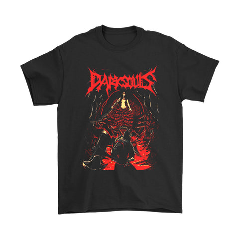 Chaos Witch Dark Souls Metal Band Poster Men's T-Shirt