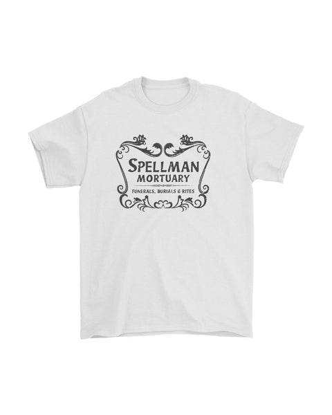 Chilling Adventures Of Sabrina Spellman Mortuary Men's T-Shirt