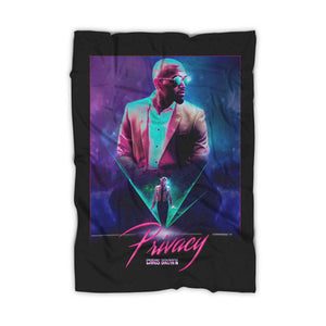 Chris Brown Privacy Blanket
