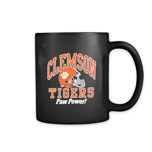 Clemson Tigers Paw Power 11oz Mug