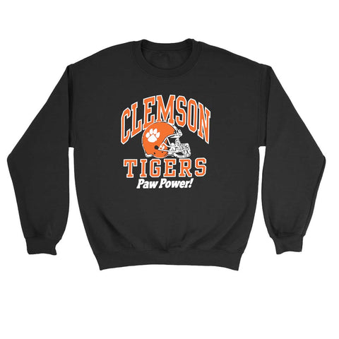 Clemson Tigers Paw Power Sweatshirt
