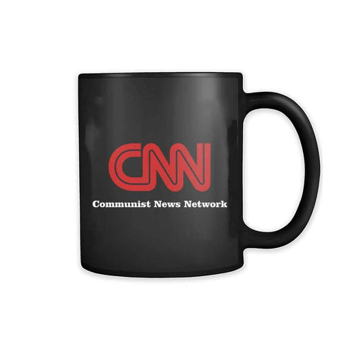 Cnn Communist News Network 11oz Mug