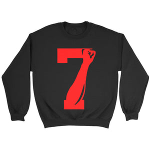 Colin Kaepernick 7 Football United We Stand Sweatshirt
