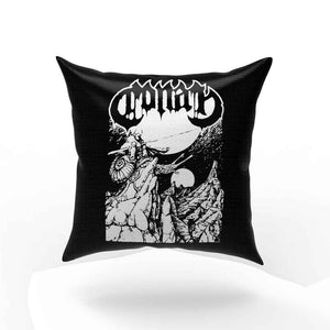 Conan Sentinel Doom Metal Stoner Sludge Slomatics Pillow Case Cover