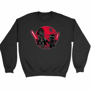 Darth Grandpa Tee Darth Vader Star Wars Sweatshirt