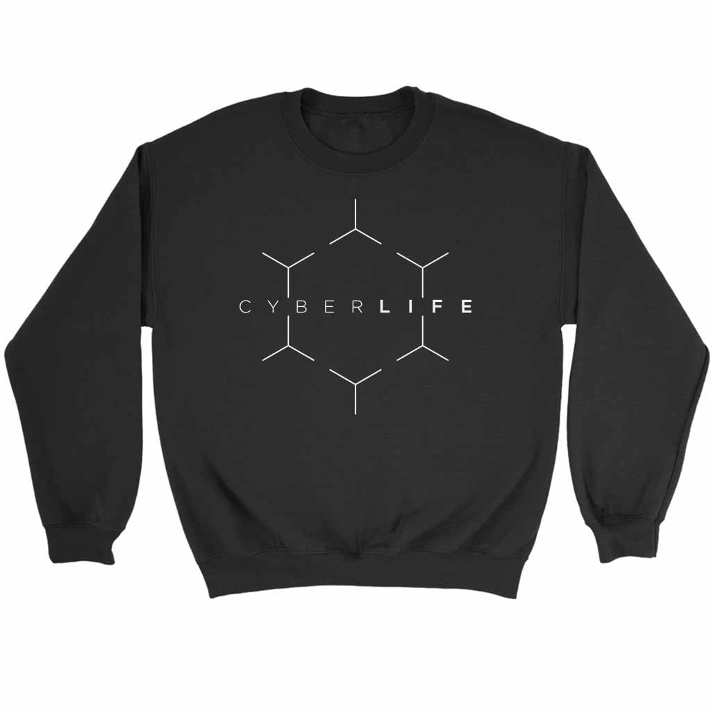 Detroit Become Human Cyberlife Logo Sweatshirt