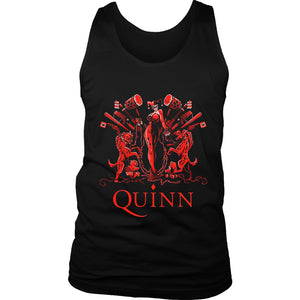 Diamond Queen Men's Tank Top