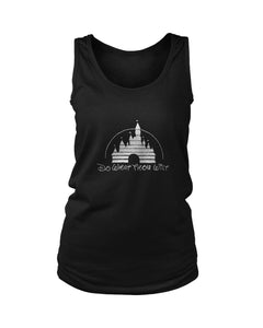 Disney Logo Do What You Wilt Women's Tank Top
