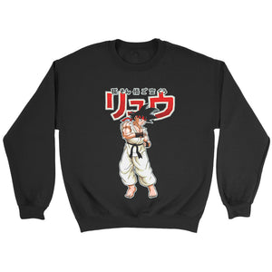 Dragon Fighter Sweatshirt