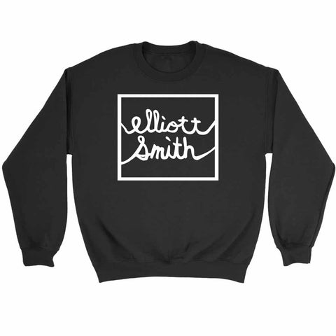 Elliott Smith Musician Suicide Sweatshirt