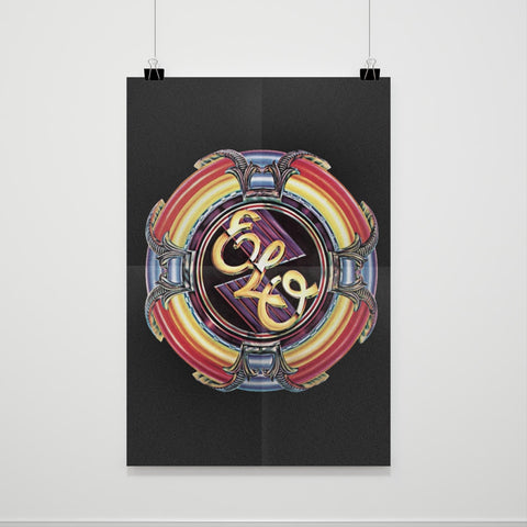 Elo 2019 Concert North American Tour Poster