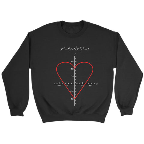 Equation Of Love Sweatshirt