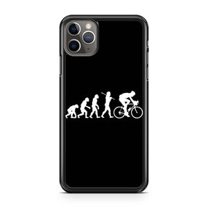 Evolution Road Race Cycling iPhone Case