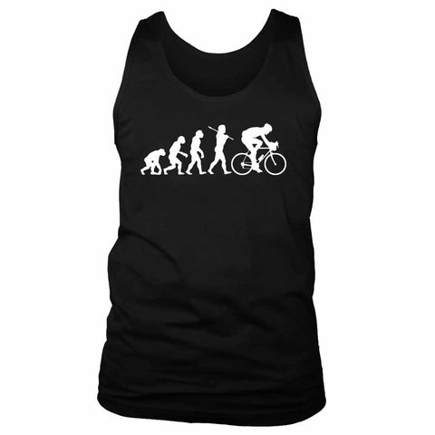 Evolution Road Race Cycling Men's Tank Top