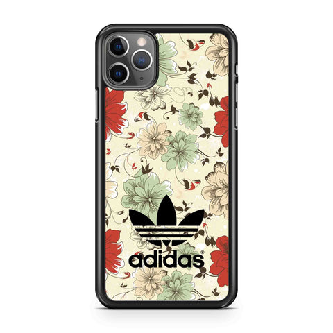 Floral Adidas Flowers iPhone Case