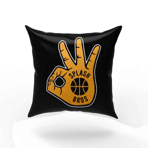 Foam Finger 3 Splash Bros Pillow Case Cover