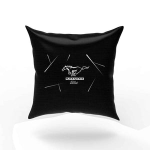 Ford Mustang Horse Logo Pillow Case Cover