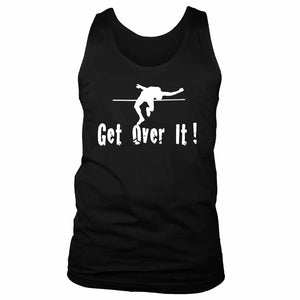 Get Over It High Jump Men's Tank Top