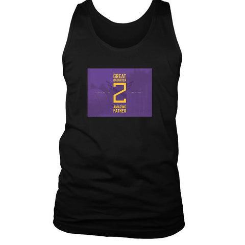 Gianna Brant And Kobe Bryant Men's Tank Top