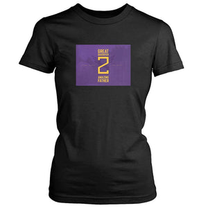 Gianna Brant And Kobe Bryant Women's T-Shirt