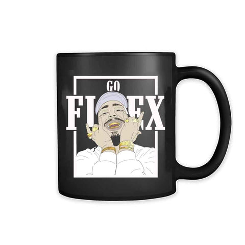 Go Flex Post Malone 11oz Mug