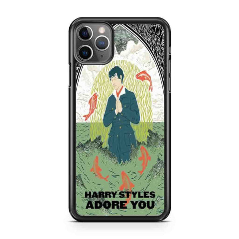Harry Styles Adore You iPhone Case