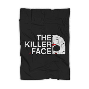 He Killer Face Friday 13 Blanket