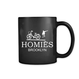 Homies Brooklyn 11oz Mug