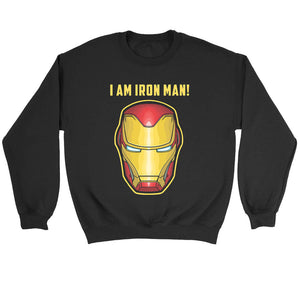 I Am Iron Man Sweatshirt