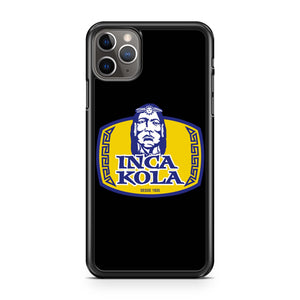 Inca Kola Peru Golden Kola Bubblegum iPhone Case