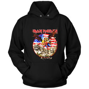 Iron Maiden Legacy Of The Beast 2019 Unisex Hoodie