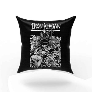 Iron Reagan Bleeding Frenzy Crossover Thrash Municipal Waste Pillow Case Cover