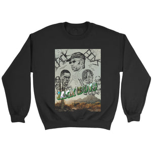 Jack Boys Album Cover Art Sweatshirt