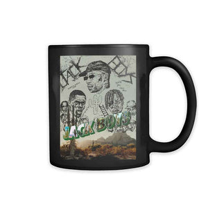 Jack Boys Album Cover Art 11oz Mug