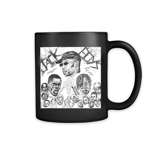 Jack Boys Skerch Art 11oz Mug