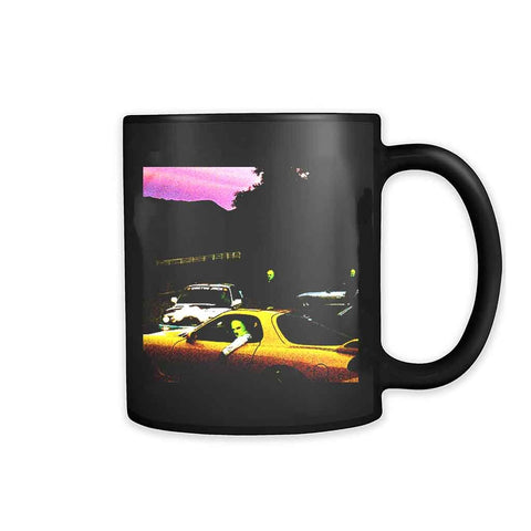Jackboys And Travis Scott Album Cover 11oz Mug