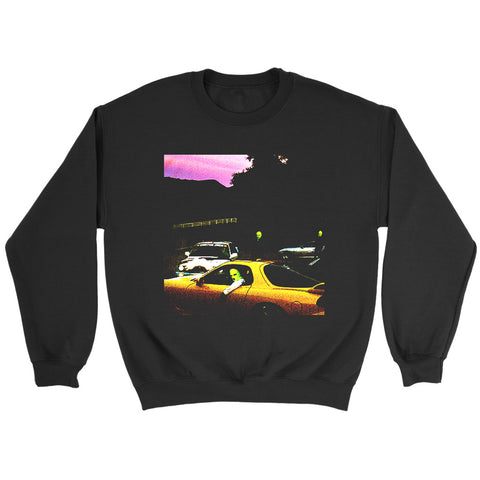 Jackboys And Travis Scott Album Cover Sweatshirt