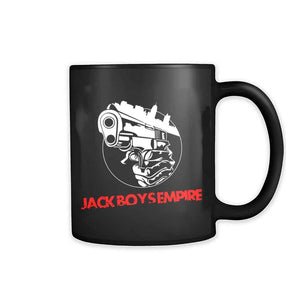 Jackboys  Empire 11oz Mug